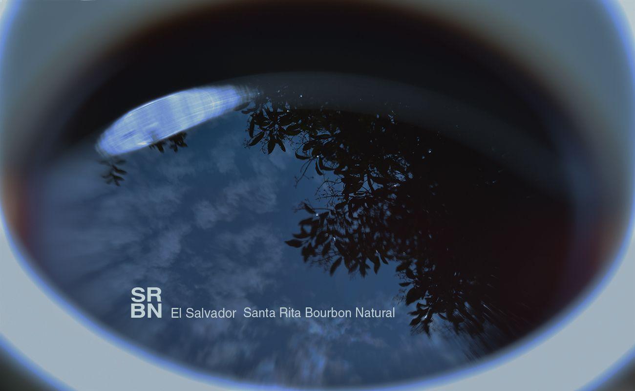 エルサルバドル サンタリタ ブルボン ナチュラル  シティーロースト  スペシャルティコーヒー通版