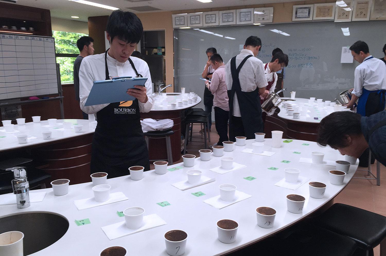 Roasted Coffee 参加型品質ワークショップ