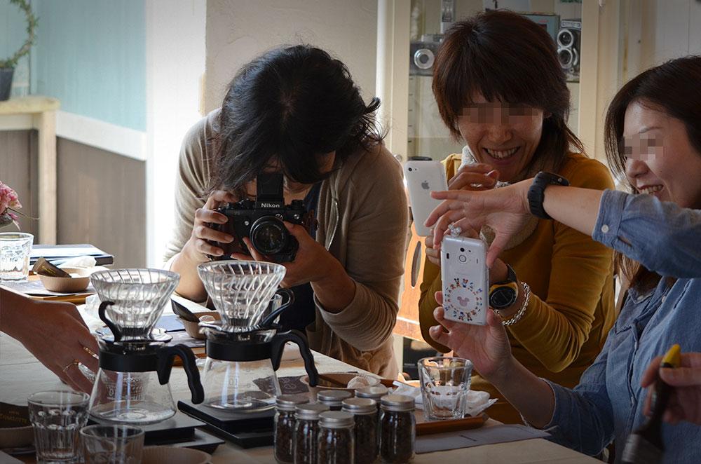 スペシャルティコーヒー-ワークショップ-セミナー-MORIFUJI-COFFEE-02