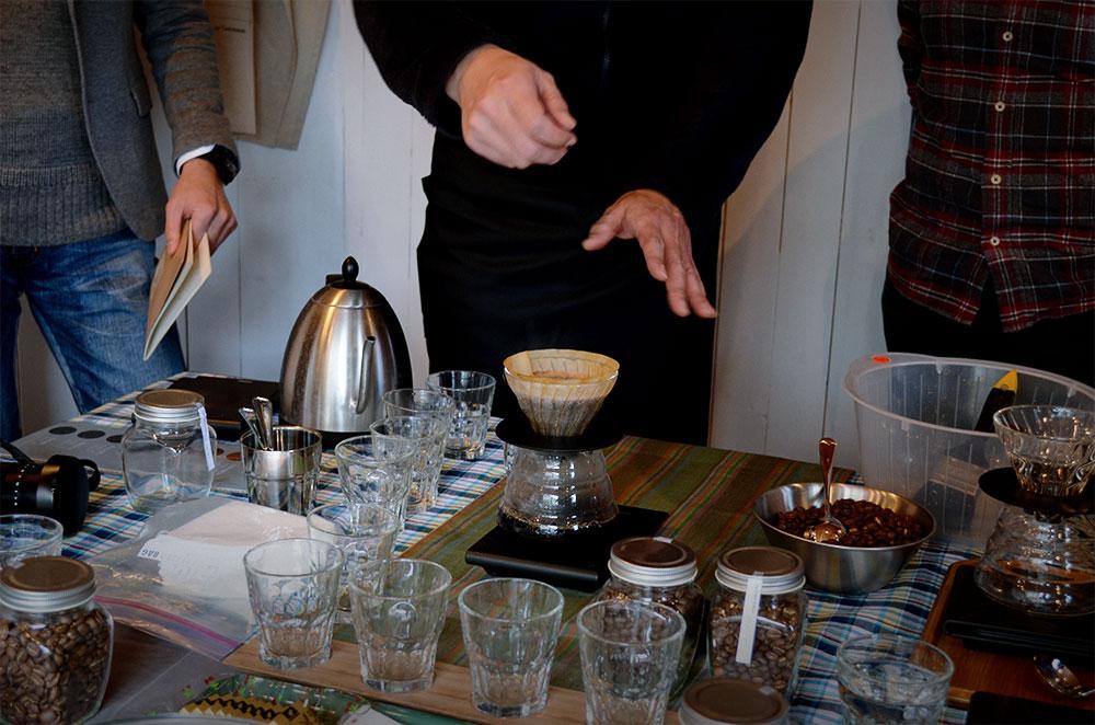 スペシャルティコーヒー-ワークショップ-セミナー-MORIFUJI-COFFEE-01