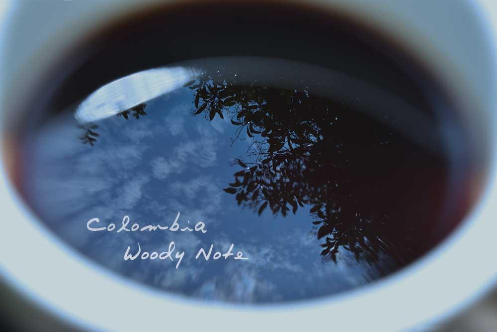 スペシャルティコーヒー通販 コロンビア ウッディーノート