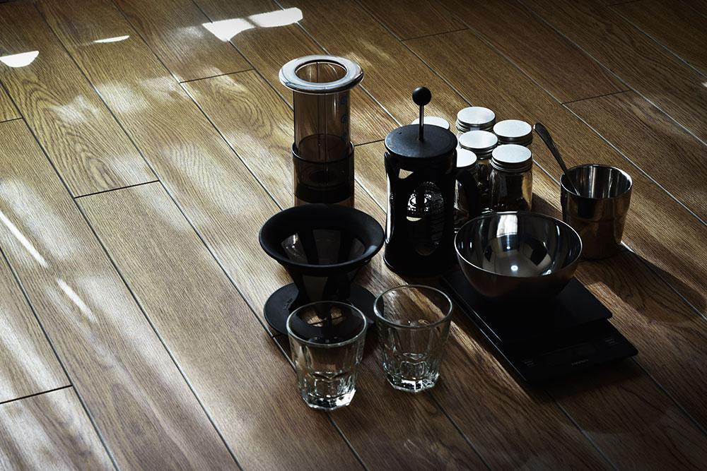まかないコーヒー151203