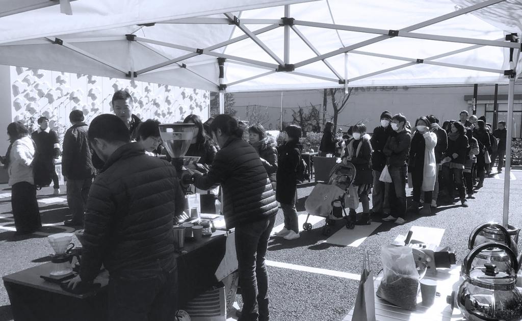 2月の虫 – ISSEI OGOMORI × MORIFUJI COFFEE ShonanCoffeeTime