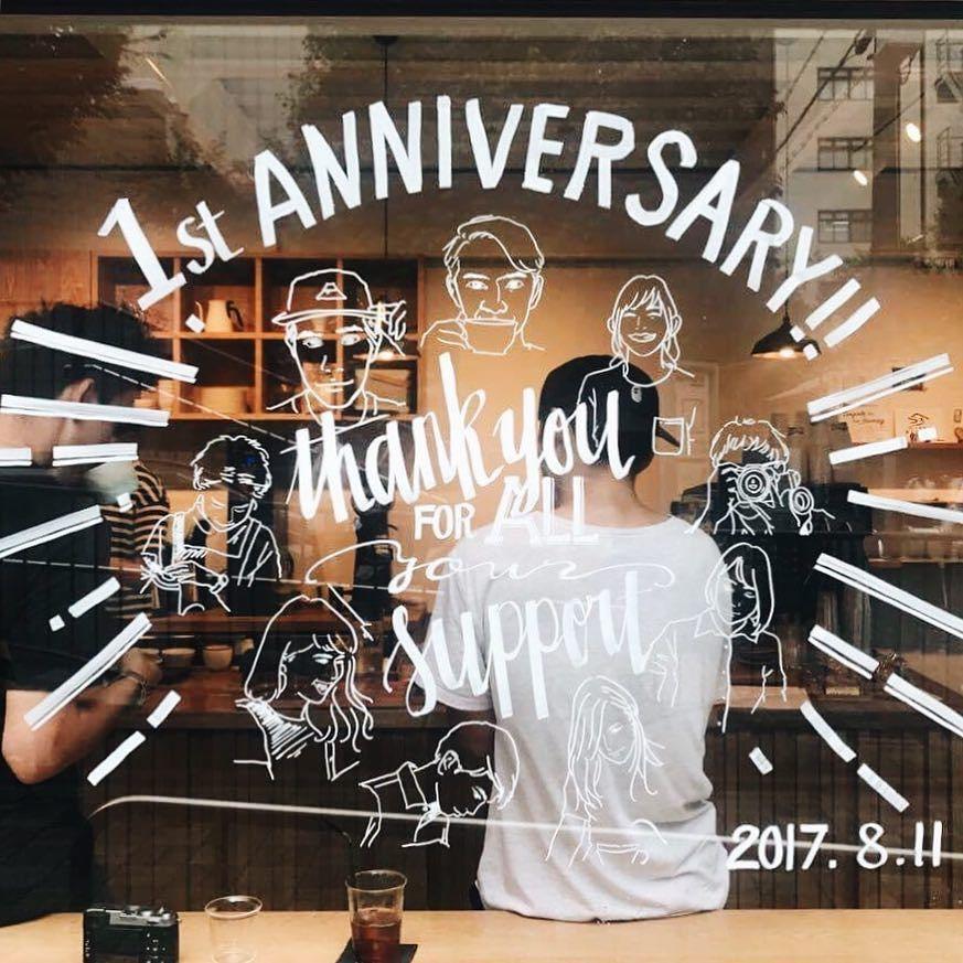 kurasu kyoto 1 year Anniversary